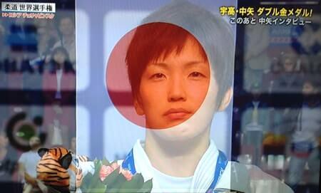 柔道世界選手権で優勝